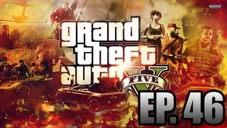 Grand Theft Auto 5 Walkthrough *LIVE* (The Bureau Raid) Ep. 46