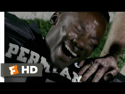 Friday Night Lights (3/10) Movie CLIP - Boobie Goes Down (2004) HD