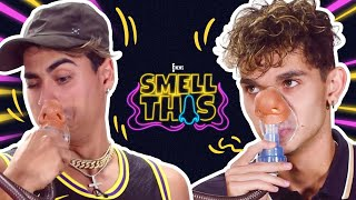 "Dobre Brothers Play ""Smell This"" Game 