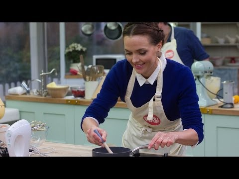 Ep3: Victoria Pendleton is back to baking after four years | Sport Relief 2014