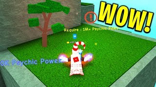 TRAINING TO BECOME TO STRONGEST PLAYER (Super Power Training Simulator)