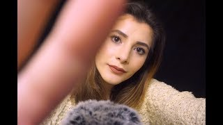 ASMR For the Heartbroken (Whispering, Hand Movements + Unisex Advice)