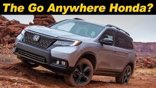 2019 Honda Passport - The Off-Road Pilot
