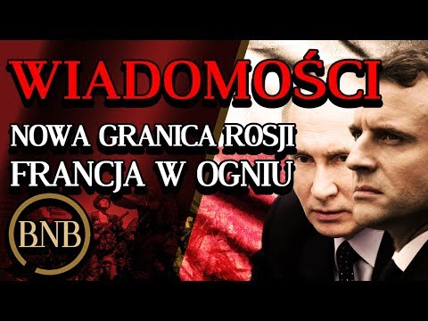 Rosja POSZERZY Granice! Macron Ma Problemy, Tornado W Polsce | WIADOMOŚCI