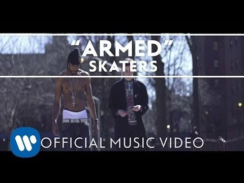 SKATERS - Armed [Official Video]