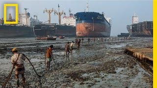 (6.09 MB) Where Ships Go to Die, Workers Risk Everything   National Geographic Mp3