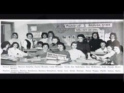 Pueblo SOUTH High School  ~Class of 1960~  REMUDA Yearbook