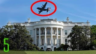 5 Secret Airplanes Protecting the President