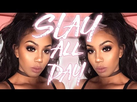 How to Slay ALL DAY! Foundation Routine for Oily Skin