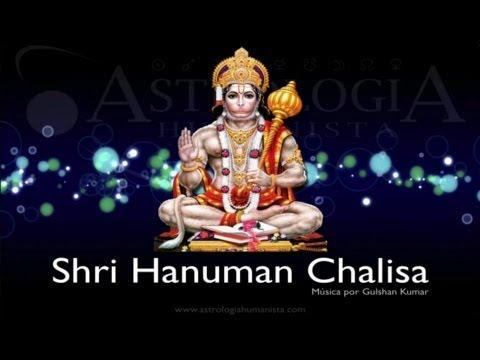 Hanuman Chalisa Sub Español Hd - Musica Gulshan Kumar video