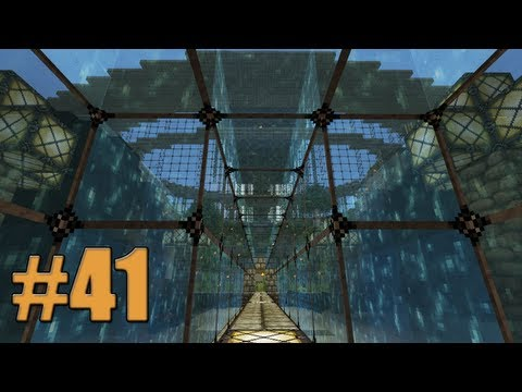 Underwater Dome Minecraft lp