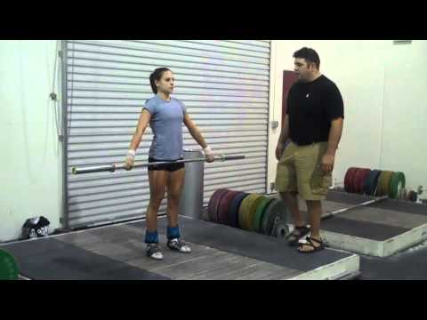 Snatch Technique Tips in Olympic Weightlifting Image 1