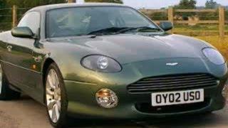 Aston Martin DB7 Review | Top Gear | BBC