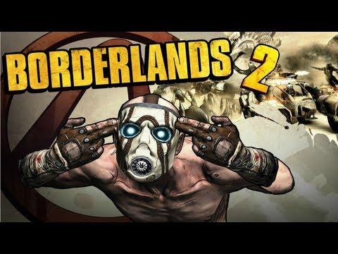Borderlands 2: KRIEG THE PSYCHO - DLC Gameplay (LIVESTREAM)