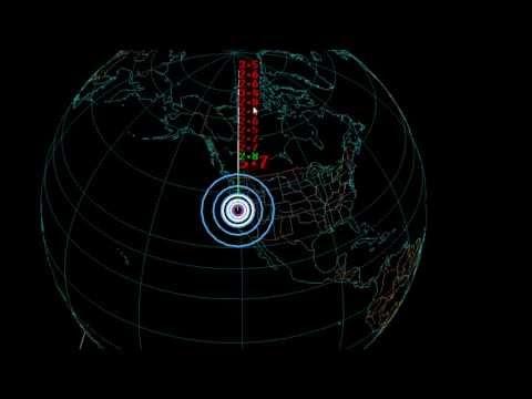 5.7 Earthquake Greenville Northern California