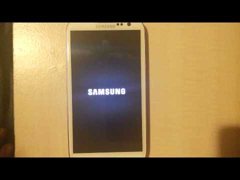 How To Root Samsung Galaxy S3 4.3 4.4 (Sprint, Virgin Moble, Boost Mobile) Disable KNOX