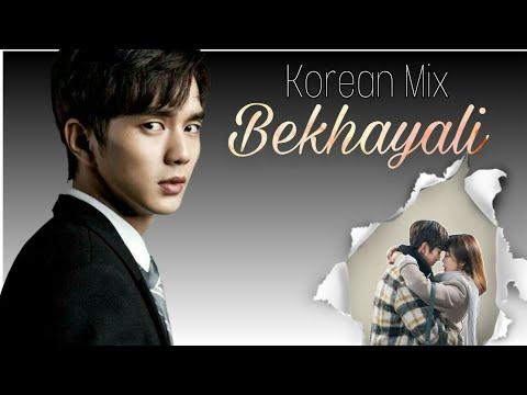 Bekhayali /Korean Mix / My Strange Hero/ Yoo-Seung Ho ❤Jo Bo Ah /Kabir Singh/Arijit Singh Version..