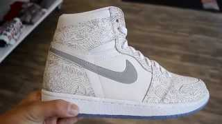 "Air Jordan 1 ""Laser"" - Review"