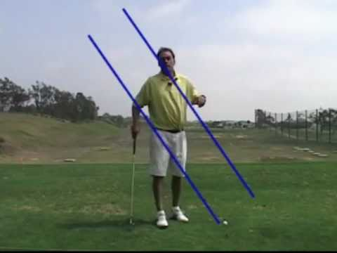 Golf Swing Plane  Drill - The 15 Minute Swing