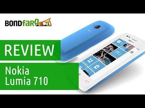 Nokia Lumia 710 - Review