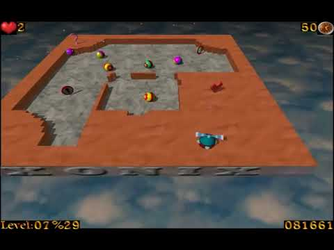 Nostalgic Games Episode 1 - AirXonix
