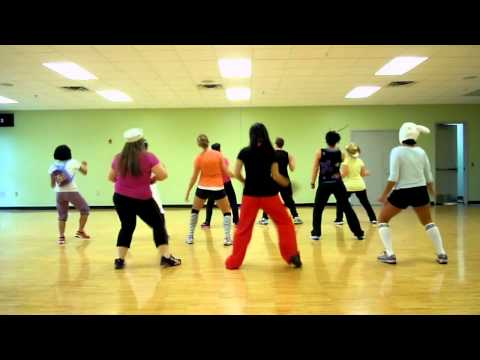 Shake Senora Pitbul ~grdancefitness Halloween Pre-class video