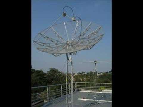 Satellite Tracking Station Deployment in El Salvador