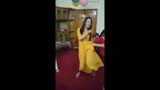 Desi girl Dance video home made