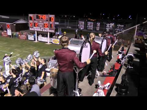 09-26-2014 The Satsuma High School Band