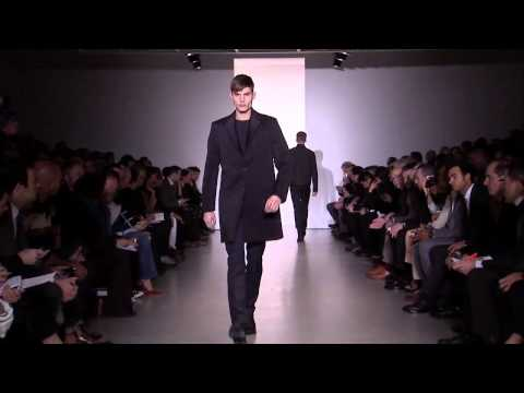 Calvin Klein Collection Men s Fall 2013 Runway Show
