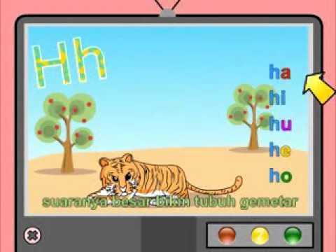 Ayo Belajar Membaca Dengan Metode Cantol Roudhoh video