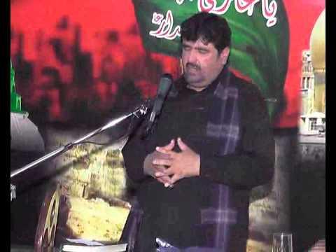 Zakir Aamir Abbas Rabani  Majlis 4 Muharam Ashra Farooq Colony Sargodha video