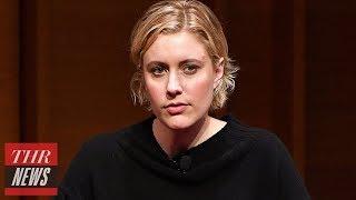 Greta Gerwig Says She Regrets Working With Woody Allen | THR News