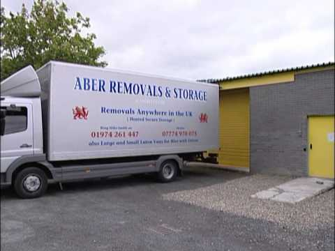 Mid Wales Storage Centre