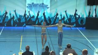 Kristina Schwingenschlögl & Moritz Schmidt - Hupfadn Turnier 2015