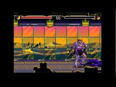 Eternal Champions Blade Eternal Champions Rax vs