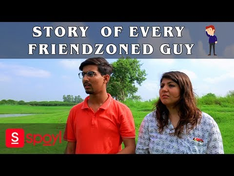 STORY OF EVERY FRIENDZONED GUY | Aashqeen
