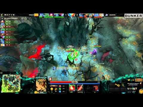 Saransk Cyber Sport I Dota 2 wh4 vs Aparish bo3 game 1