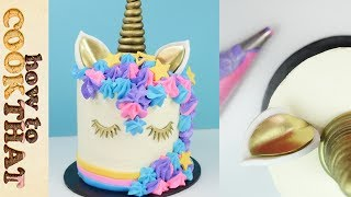 UNICORN cake | How To Cook That Ann Reardon