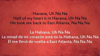 Havana lyrics spanish video havana lyrics subtitulado en espaol stopboris Gallery