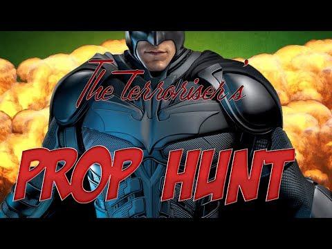 I Am The Batman! (prop Hunt) video