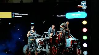 Testing New LG Firmware Update HDR Game Mode via HDR Ghost Recon : Wildlands