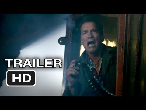 The Expendables 2 Official Trailer #2 (2012)  - Sylvester Stallone Movie HD