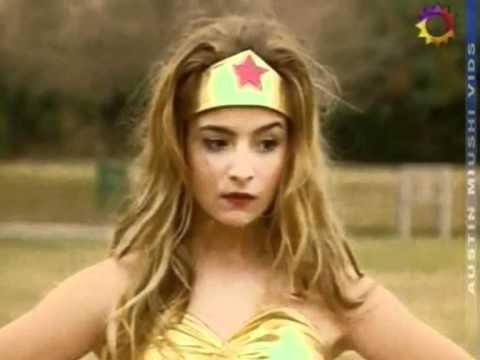 Girl Diep  Ngoc on Patty                                 Wonder Woman