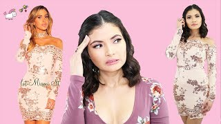 LO QUE PEDÍ VS LO QUE RECIBÍ 🤷 Fashion Haul Hot Miami Styles 🦄 Bessy Dressy