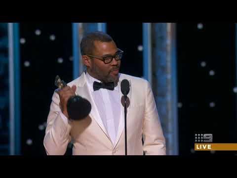 Jordan Peele Wins Oscar For Get Out 2018