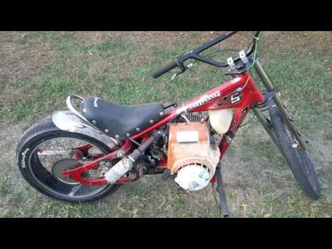Motorized Schwinn OCC Stingray Chopper Bicylce