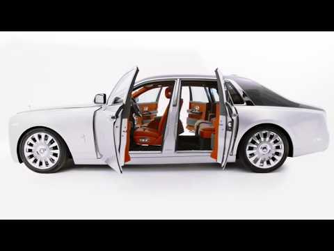 NEW 2018 Rolls Royce Phantom Review