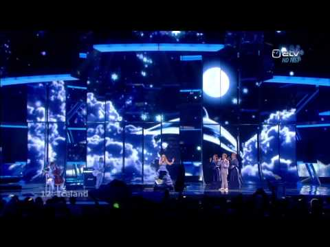 Is It True (Silver, Final Eurovision 2009, Iceland)