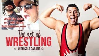 CM Punk - Art of Wrestling Ep 226 w/ Colt Cabana